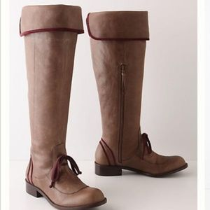 Anthropologie Schuler & Sons Riding Boots Sz 9